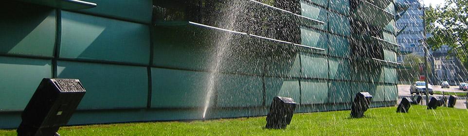 Bewässerungsanlage Head